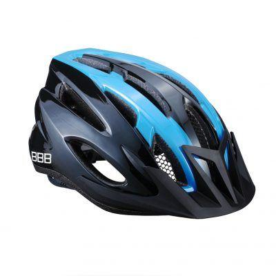 BBB-condor-blauwe-fietshelm