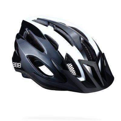 BBB-condor-zwart-wit-fietshelm
