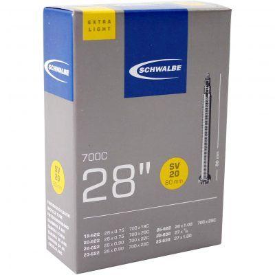 Schwalbe binnenband sv20 80mm