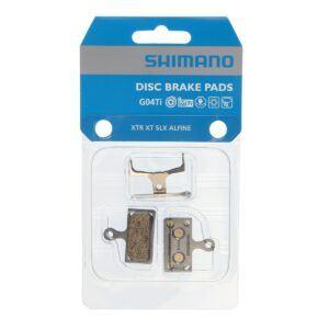 Shimano Schijfremblokjes G02A BR-M785