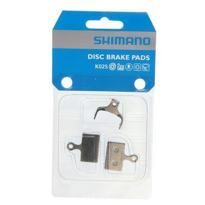 Shimano Schijfremblokjes K02S BR-RS805