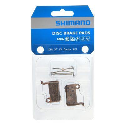 Shimano Schijfremblokjes M06 BR-M775