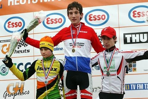 In januari 2010 werd Erik Kramer Nederlands Kampioen veldrijden te Heerlen voor Mathieu van der Poel.