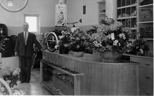 Frans Kramer opening 1953 wijk c