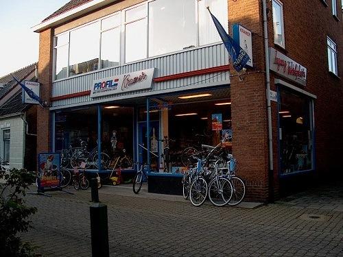 Winkel Profile Kramer Peulenstraat 193 Hardinxveld