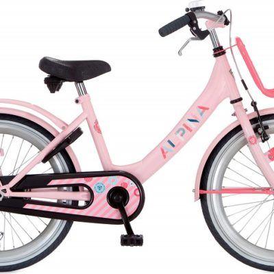 Alpina Clubb Meisjes 20 Inch Roze