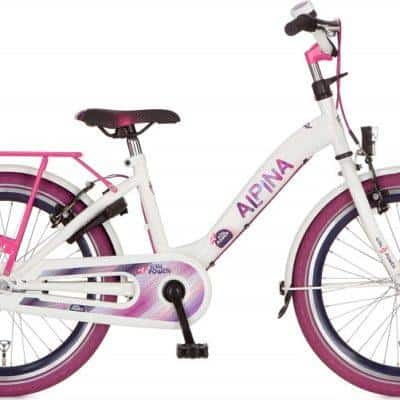 Alpina Girl Power 20 Inch Wit Roze