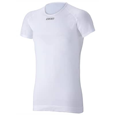 BBB Zweethemd Wit met Mouw Unisex