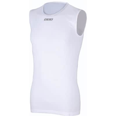 BBB Zweethemd Wit zonder Mouw Unisex