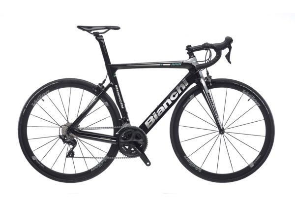 Bianchi Aria 105 Zwart Zilver