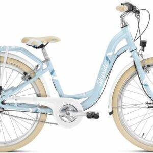 Puky Skyride Meisjesfiets 24 Inch Lichtblauw N3