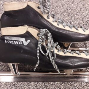Tweedehands Viking Schaats Speciaal Chroom Mt41