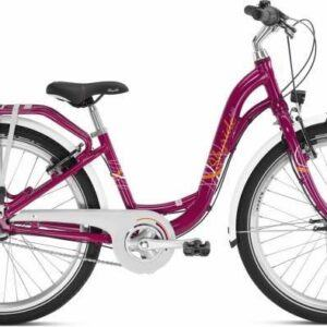 Puky 24 Inch Skyride Meisjesfiets N3 Fuxia
