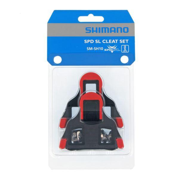 Shimano Spd Sl Schoenplaatjes 0 Graden Speling