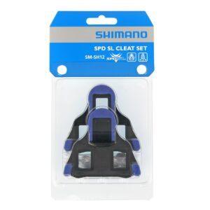 Shimano Spd Sl Schoenplaatjes 2 Graden Speling