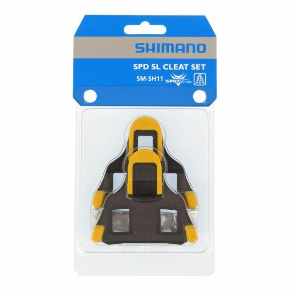 Shimano Spd Sl Schoenplaatjes 6 Graden Speling