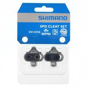 Shimano Spd Schoenplaatjes Set Zilver