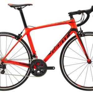 Giant TCR Advanced 2 Neon Red