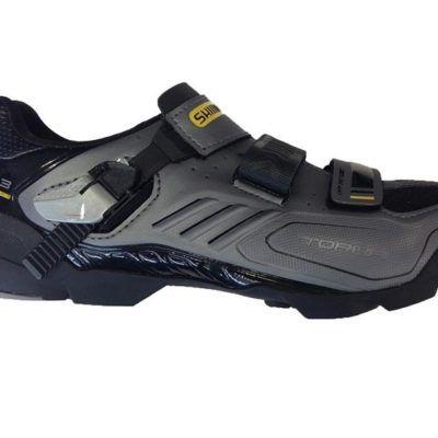 Shimano Schoenen M163 Grijs Zwart