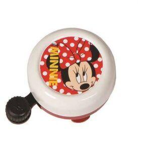 Fietsbel Minnie Mouse