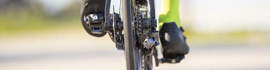 Sfeerbanner pedalen race