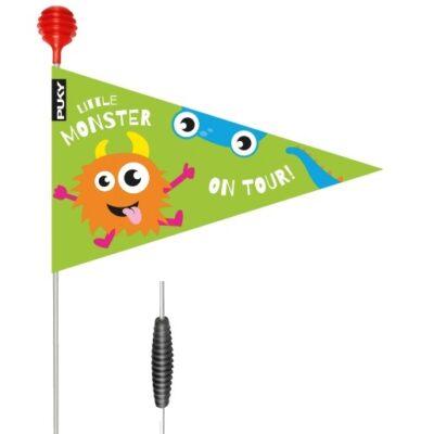 Puky Veiligheidsvlag Kiwi